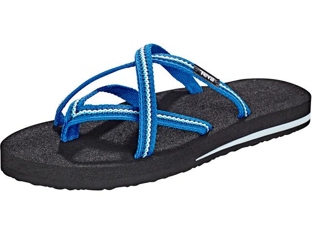 0e79cd9e15064d Teva Olowahu Sandals Women lindi blue